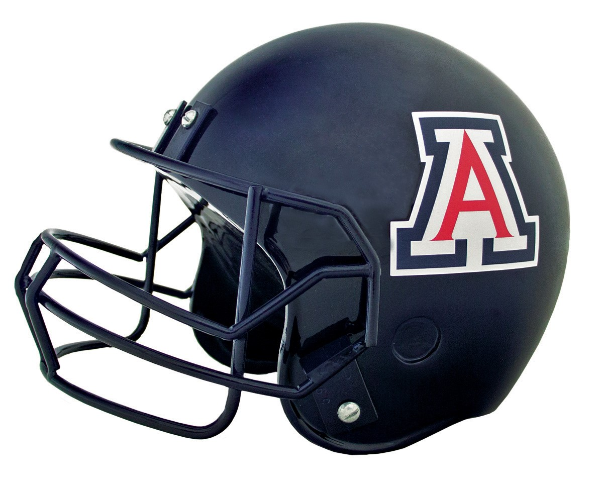 Arizona Helmet Cremation Urn