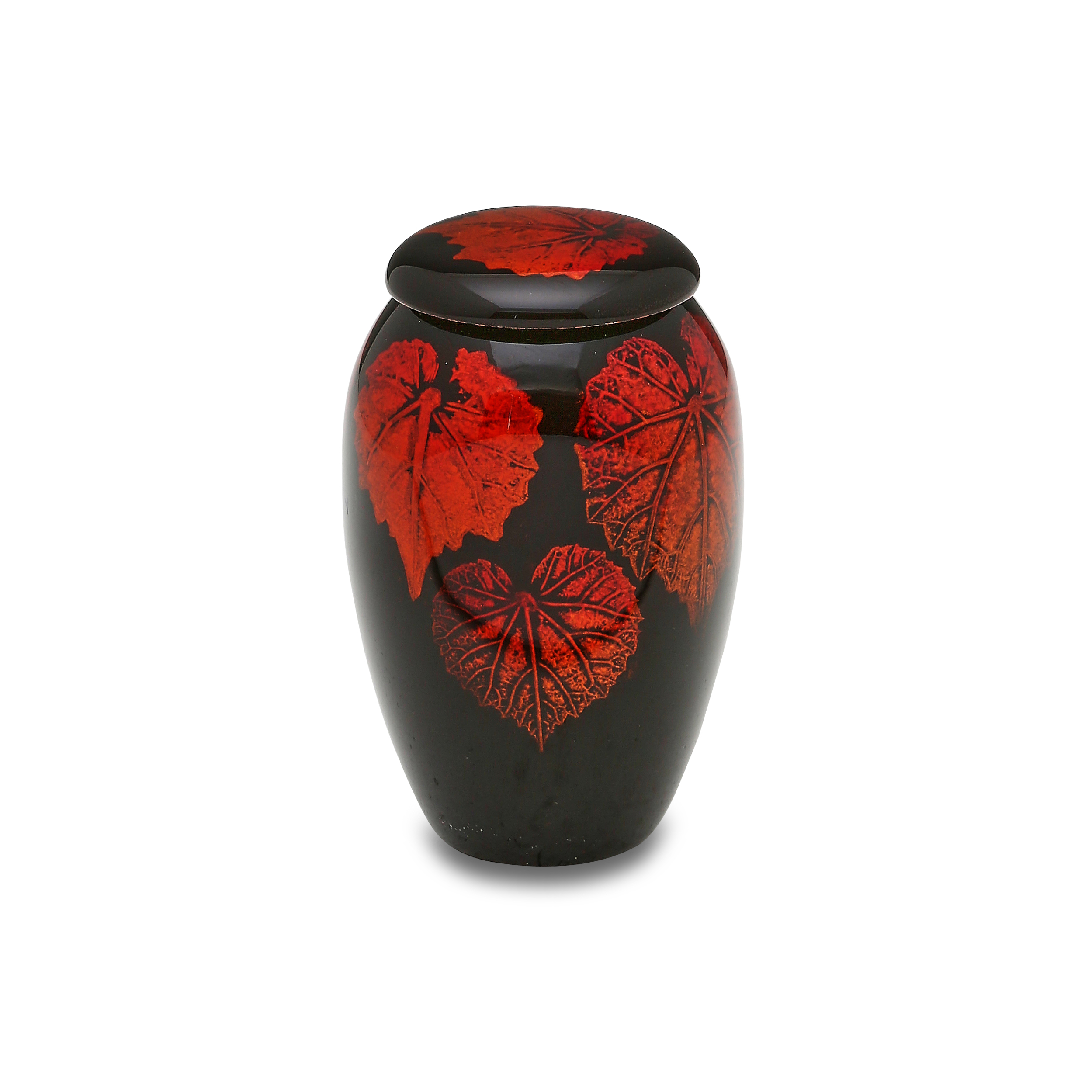 Autumn Leaves Token Urn